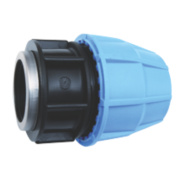 FloPlast MDPE Female Adaptor 25mm x ¾