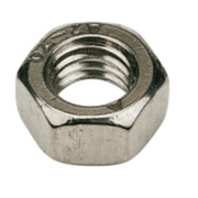 Hex Nuts A2 Stainless Steel M10 Pack of 100