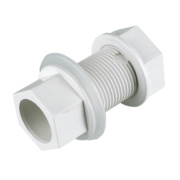 Straight Tank Connector 21.5mm Pack of 5