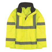 Site Hi-Vis Lightweight Bomber Jacket Yellow XX Large 66
