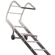 Lyte TRL150 Single Roof Ladder Closed -m Open 4.97m