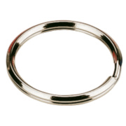 Split Ring Key Rings 25mm Pack of 100