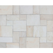 Natural Stone Whitchurch Mint Sandstone Patio Kit 11.52m²