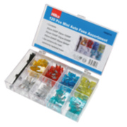 Hilka Pro-Craft Mini Blade Fuses Pack of 120