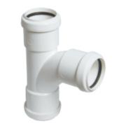 FloPlast 92.5° (87.5°) Equal Tee 32mm