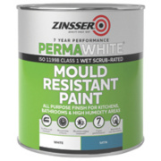 Zinsser Self-Priming Paint White 1Ltr