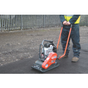 Belle Group PCLX 320 Honda Petrol Powered 3hp Compaction Plate 875 x 320mm