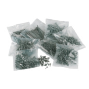 Mixed Nails Pack Galvanised Corrosion-Resistant 4kg Pack