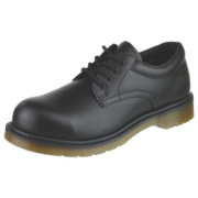 Dr Marten Icon 2216 Safety Shoes Black Size 8