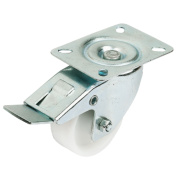 Polyprop Swivel Braked Castors 80mm