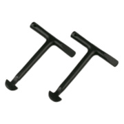 Monument Tools Manhole Keys 125mm Pack of 2