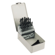 HSS Metal Boxed Drill Bit Set Metric 25 Piece Set