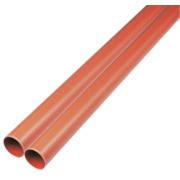 Underground Drainage Pipe 2x3m Pack of 2