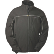 CAT C440 Soft Shell Jacket Black XXL