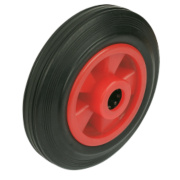 Rubber Wheels 200mm Diameter