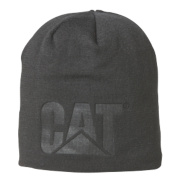 CAT C1128097 Trademerk Knit Beanie Black