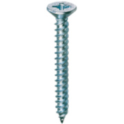 Quicksilver Twin Thread Countersunk Prodrive Recess Woodscrews 7 x ¾