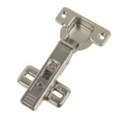 Blum Sprung Clip-On Concealed Hinges 107° 110mm Pack of 2