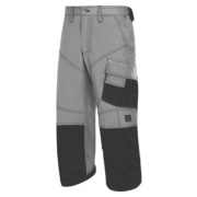 Snickers Pirate Shorts Grey / Black 31