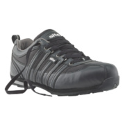 Site Strata Safety Trainers Black Size 7