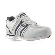 Site Strata Safety Trainers White Size 10