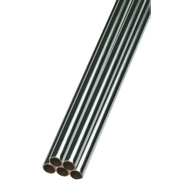 Chrome-Plated Copper Pipe 15mm Pack of 5 (5 x 2m)