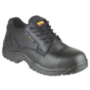 Dr Marten Keadby Safety Shoes Black Size 9