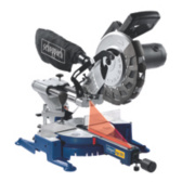 Scheppach KGZ 251 254mm Universal Sliding Compound Mitre Saw 240V
