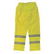 Elasticated Waist Hi-Vis Yellow Large