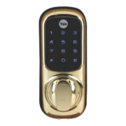 Yale YD-01-PB Keyless Digital Medium Duty Push Button Lock Mortice
