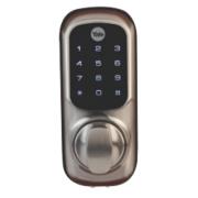 Yale YD-01-SN Keyless Digital Medium Duty Push Button Lock Mortice