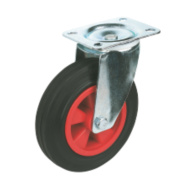 Industrial Swivel Castors 200mm