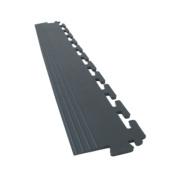 COBA Europe Tough-Lock Eco Floor Edges Black Pack of 4