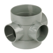 Short Boss Pipe Grey SP583