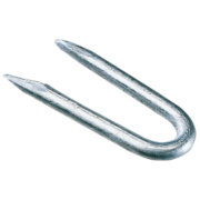 Galvanised Staples 2 x 20mm 0.5kg Pack