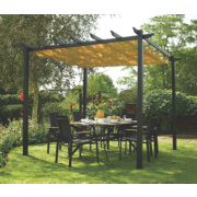 Rowlinson Garden Products Latina Canopy 3 x 3 x 2.35m