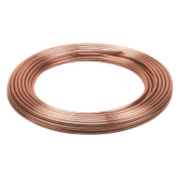 Microbore Copper Pipe 10mm × 25m