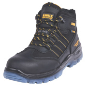 DeWalt Nickel S3WR Waterproof Safety Boot Black Size 8