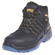 DeWalt Nickel S3WR Waterproof Safety Boot Black Size 10