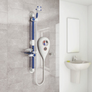 AKW Luda Electric Shower White 8.5kW