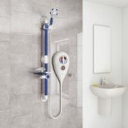 AKW Luda Electric Shower White 8.5kW
