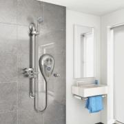 AKW Luda S Electric Shower Chrome 10kW
