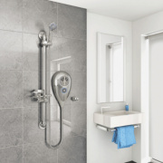 AKW Luda S Electric Shower Chrome 8.5kW