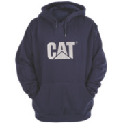 CAT CW10646 Trademark Sweatshirt Navy M