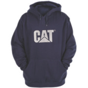 CAT CW10646 Trademark Sweatshirt Navy L