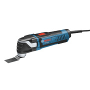 Bosch GOP 300 SCE 300W Multi-Cutter 240V with 8 Accessories