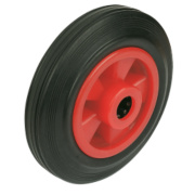Rubber Wheels 160mm Diameter
