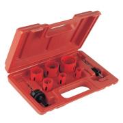 Electricians Holesaw Kit 8 Pieces