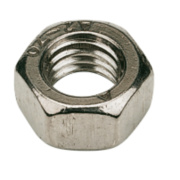 Hex Nuts A2 Stainless Steel M12 Pack of 100