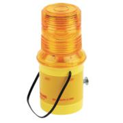 JSP Flashing Hazard Lamp 130mm